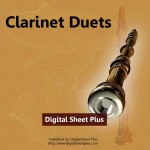 Clarinet Duets Sheet Music Collection (Downloads)