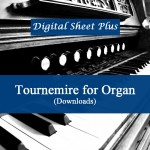 Tournemire for Organ sheet music
