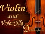 Violin and ViolonCello sheet music