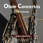 Oboe Concertos Sheet Music Ultimate Collection (Downloads)