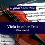 Viola in Other Trio Collection