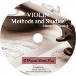Ultimate Collection: VIOLIN Methods and Studies on DVD