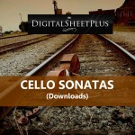 Cello Sonatas (Downloads)