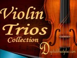 Violin Trios Sheet Music Collection
