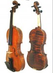 Master Violin Ensemble with Case