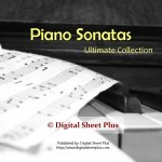 Ultimate Collection Piano Sonatas Sheet Music