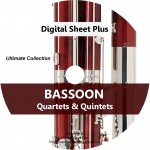 Ultimate Collection: Bassoon Quartets & Quintets Sheet Music (CD)