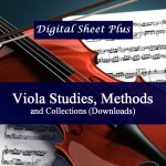Viola Studies, Methods and Collections