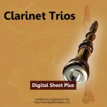 Clarinet Trios Sheet Music Collection (Downloads)