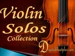 Violin Solos Sheet Music Collection