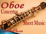 Oboe Concertos Sheet Music Collection