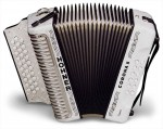 Hohner Accordion Corona II Classic HA3522 with Gig bag