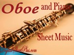 Oboe and Piano Sheet Music Collection