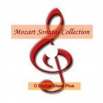 Mozart Sonatas Sheet Music Complete Collection