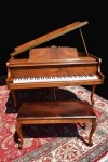 Baldwin Cherry Grand Piano (Used)