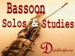 Bassoon Solos and Studies Sheet music Collection