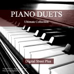 PIANO DUETS Sheet Music Collection (Download)