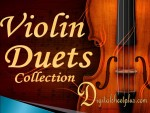 Violin Duets Sheet Music Collection