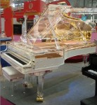 Crystal Grand Piano