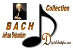 Bach Complete Keyboard sheet music collection