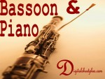 Bassoon and Piano Sheet Music Collection