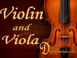 Violin and Viola sheet music