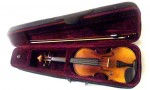 First Chair Violin Ensemble with Case
