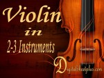 Violin in 2 to 3 Instruments