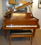 Baldwin Walnut L 6'3 Grand Piano (used)
