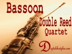 Bassoon Double Reed Quartet sheet music collection
