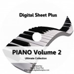 Piano Volume 2 CD Cover