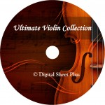 Ultimate Violin Collection on CD