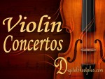 Violin Concertos sheet music collection