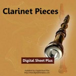 Clarinet Pieces Sheet Music Collection (Downloads)