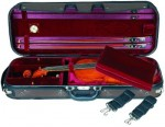 Concord Deluxe Adjustable Viola Case