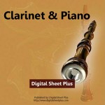 Clarinet & Piano Sheet Music Collection (Downloads)