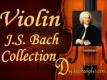 J.S. Bach - Violin Complete Collection sheet music