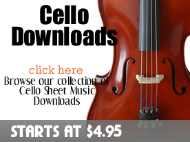 Cello Downloads from digitalsheetplus.com