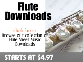 Flute Downloads from digitalsheetplus.com