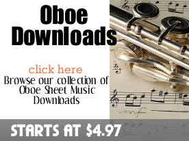 Oboe Downloads from digitalsheetplus.com