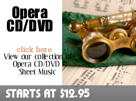Opera CD DVD Sheet Music by Digitalsheetplus.com