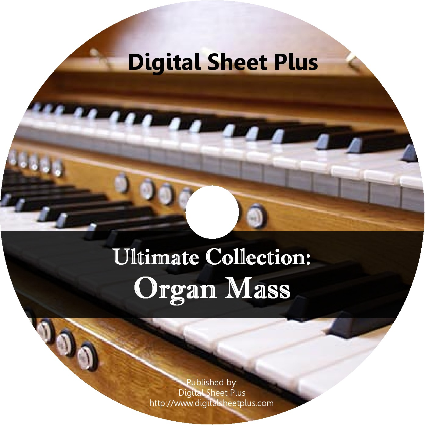 Organ Mass Sheet Music Dvd