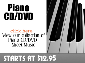 Piano CD DVD Sheet Music by Digitalsheetplus.com