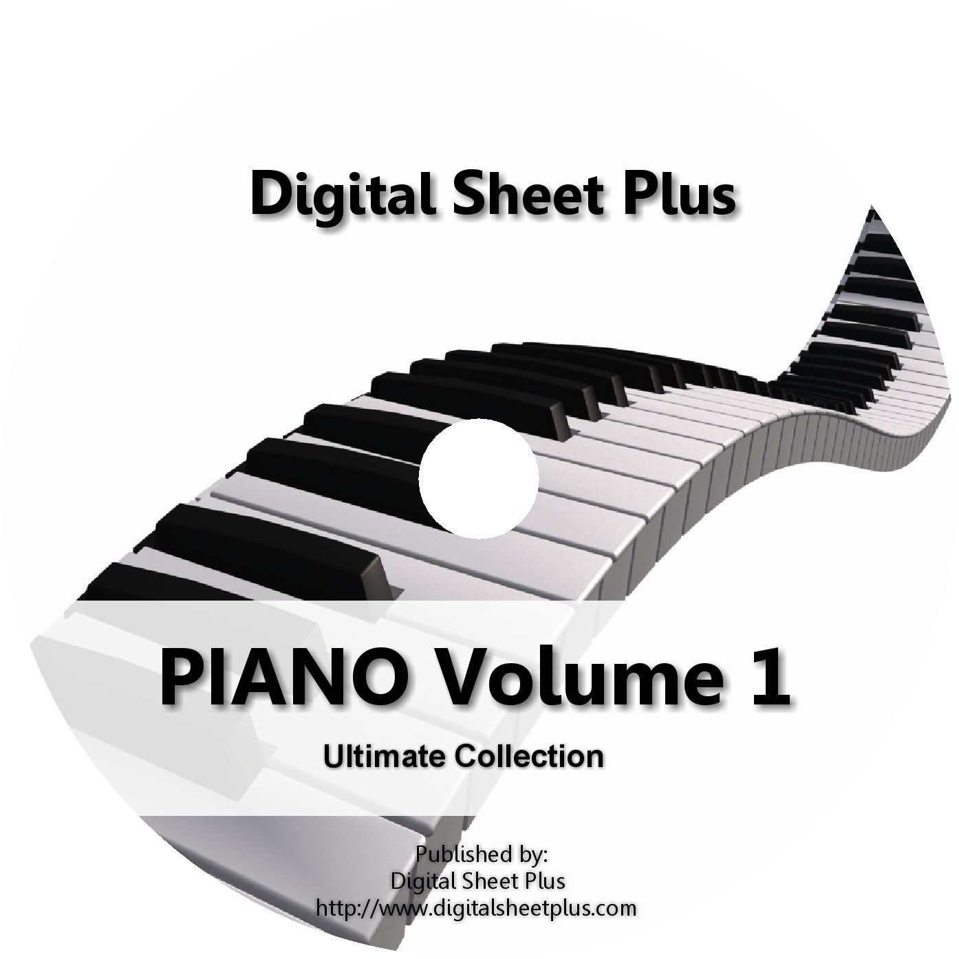 Piano Volume 1 CD Sheet Music