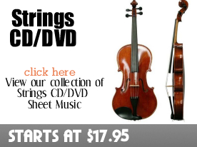 Strings CD DVD Sheet Music by Digitalsheetplus.com
