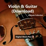 Violin & Guitar Sheet Music Collection (Downloads)