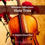 Viola Trios Sheet Music (Download)