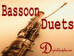Bassoon Duets Sheet Music Collection