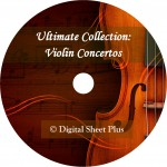 Ultimate Collection: Violin Concertos on CD