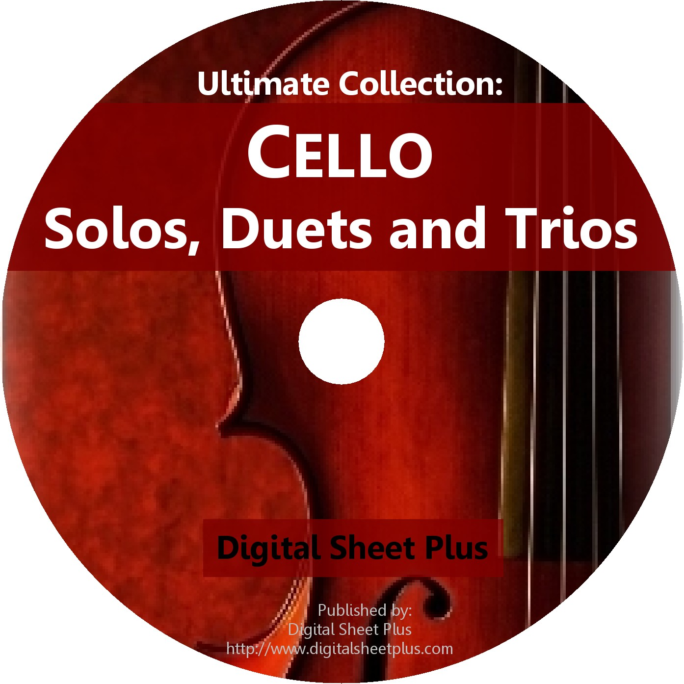 Ultimate Collection Cello Solos Duets Trios Sheet Music